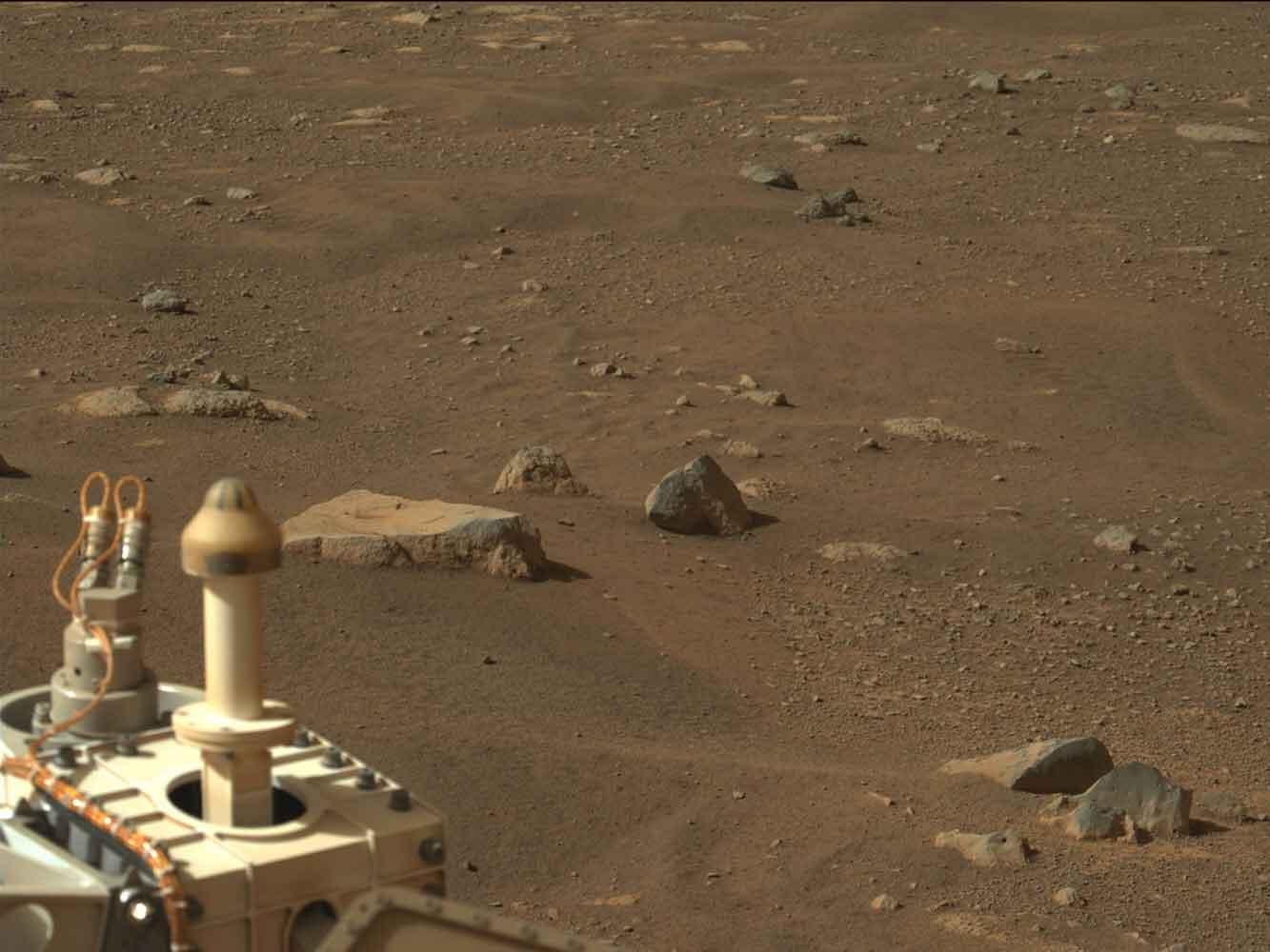 So schaut es wirklich auf dem Mars aus - Kleine Kinderzeitung - Kleine Zeitung